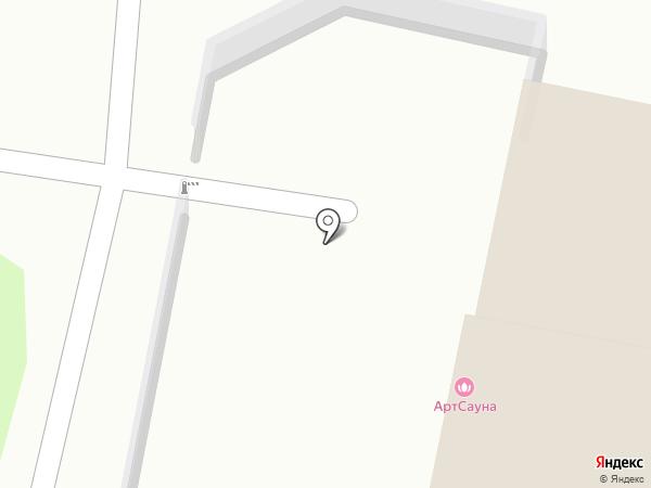 АртСауна на карте Пензы