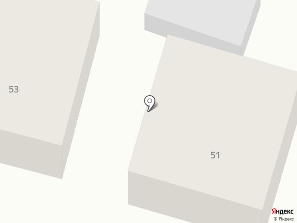 Автоателье на карте Пензы
