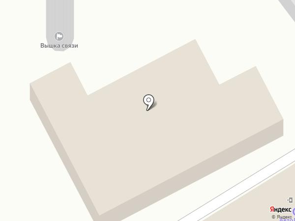 Автологика на карте Пензы