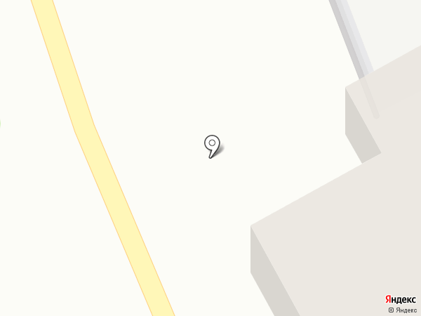 На опушке на карте Пензы