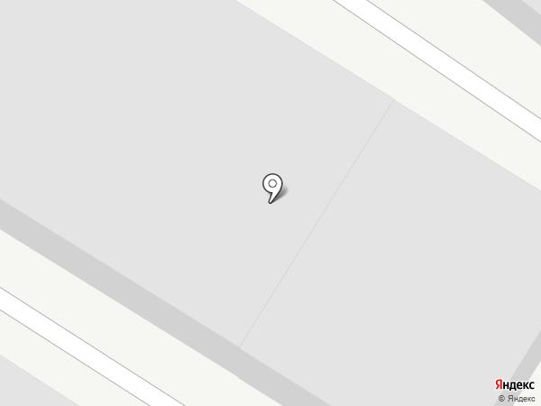 Центр автосервиса на карте Пензы