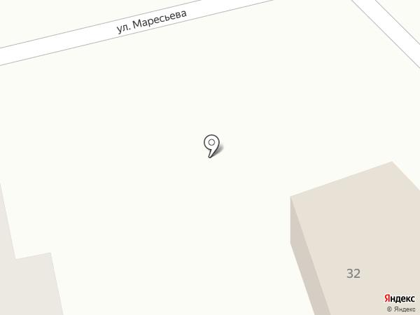 ВлМ на карте Пензы