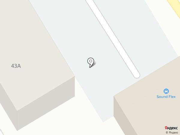 Аксиома на карте Пензы