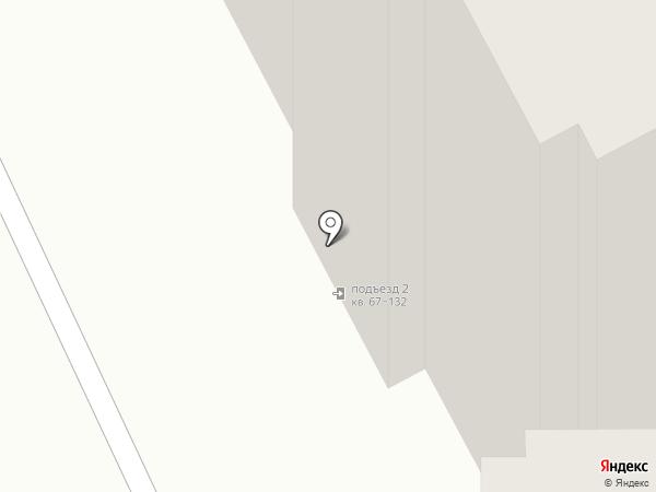Ривьера-Сервис на карте Пензы