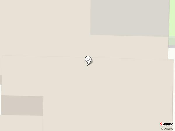 Лакрой на карте Пензы