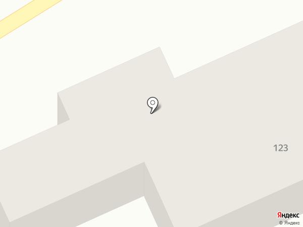 На Бугровке на карте Пензы