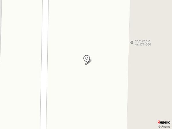 АНюта на карте Пензы