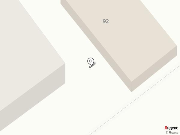 СТО на карте Пензы