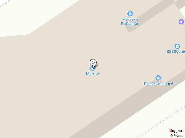BEERLOGA на карте Пензы