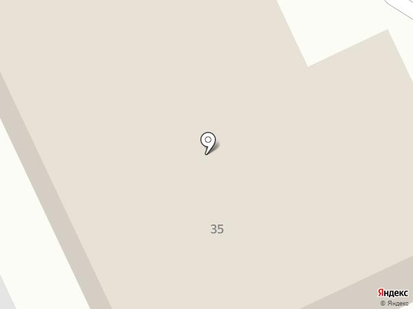 Газелькин на карте Пензы