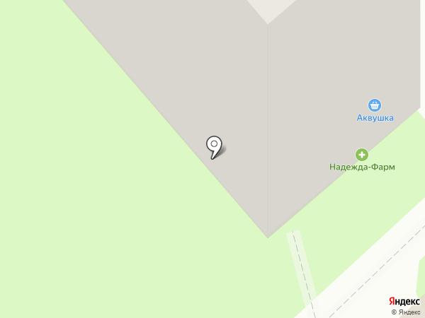 Надежда-Фарм на карте Пензы