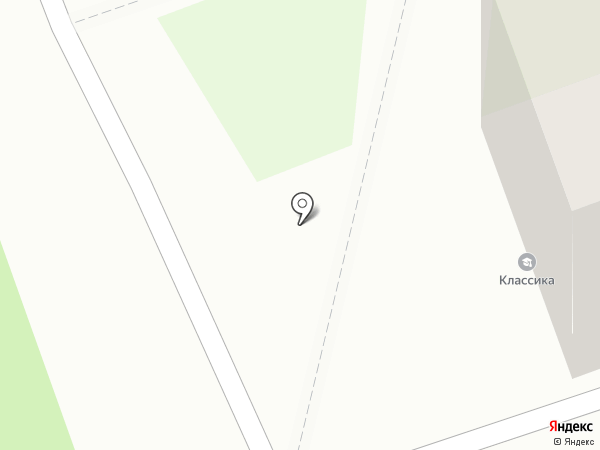 Классика на карте Пензы