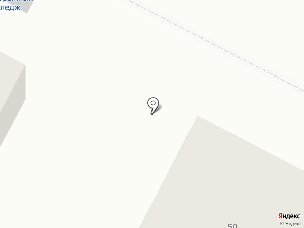 Киоск по продаже напитков на карте Пензы