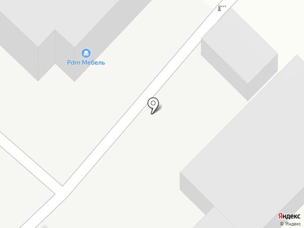 ЕВРОСТРОЙ на карте Пензы
