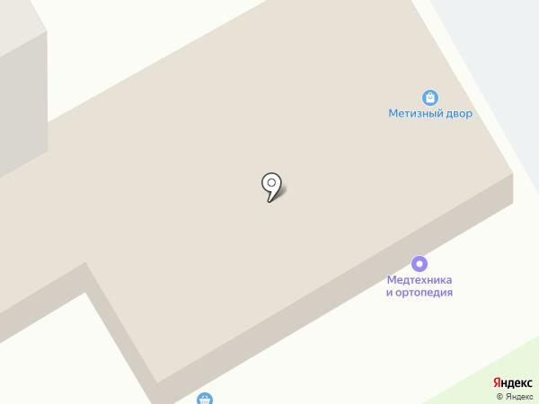 МедТехникаПНЗ на карте Пензы
