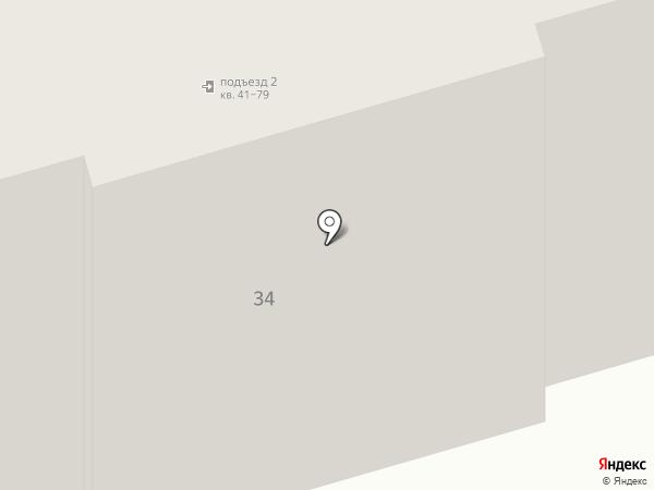 DA на карте Пензы