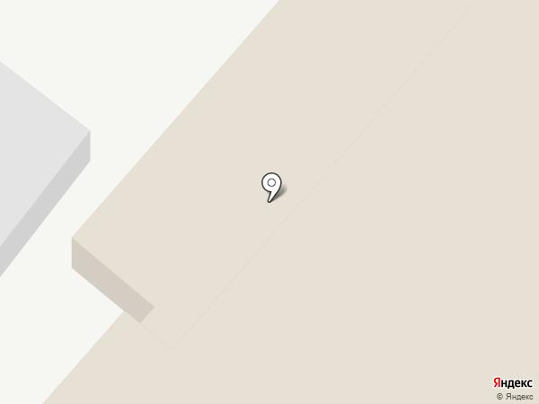 Полимер58 на карте Пензы