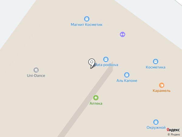 Городской Технический Осмотр на карте Пензы