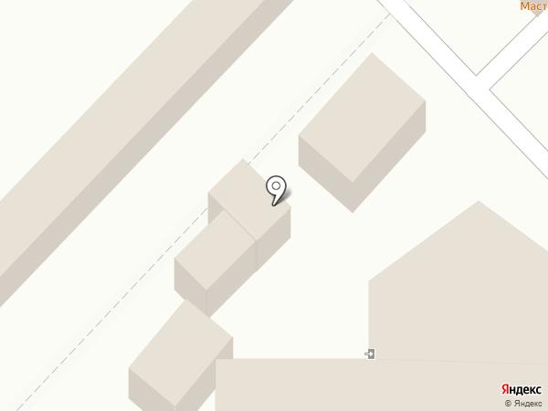 Магазин фастфудной продукции на карте Пензы