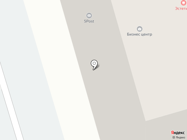Зубной мастер на карте Пензы