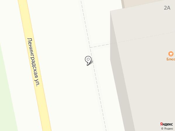 Блюз на карте Пензы