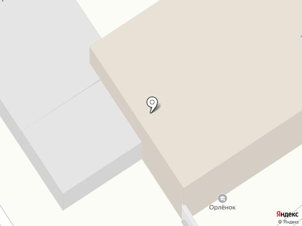 Ангури на карте Пензы