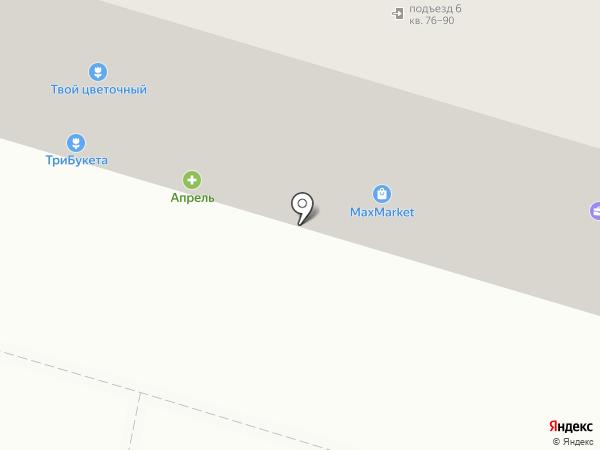 Адвокатский кабинет Астафьева В.Н. на карте Пензы