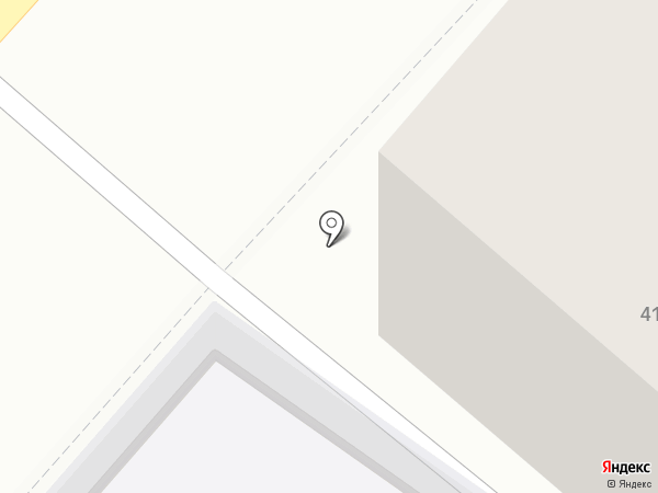 Студент на карте Пензы