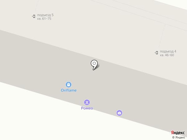 ШокоЛадный на карте Пензы