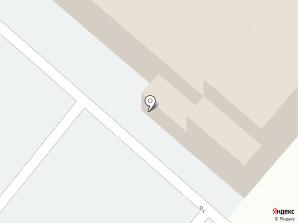 ЦСБ на карте Пензы