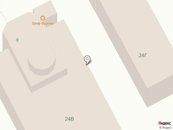 TAN DEM на карте Пензы