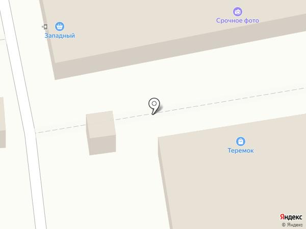 Магазин товаров одной цены на карте Пензы