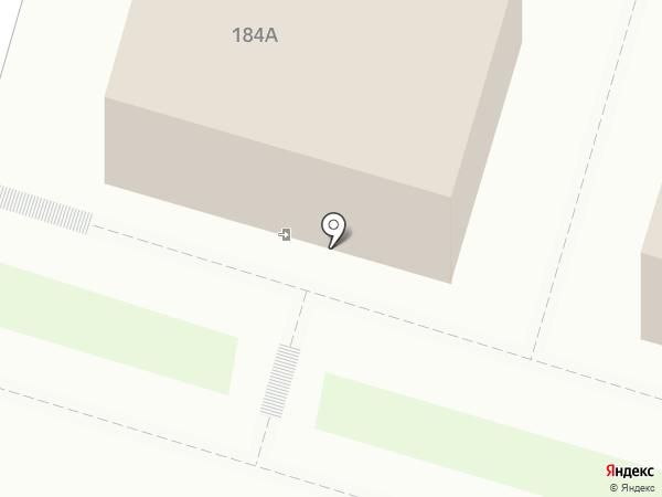 Уютный фитнес на карте Пензы