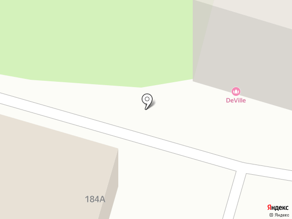 DeVille на карте Пензы