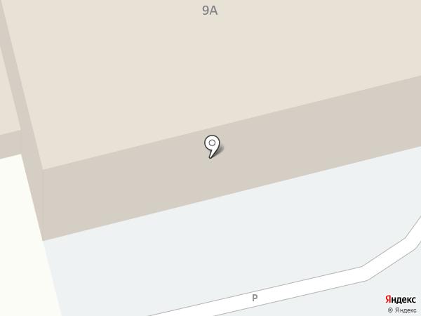 Ателье на карте Пензы