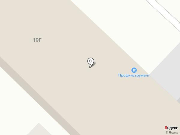 ЭЛКО на карте Пензы
