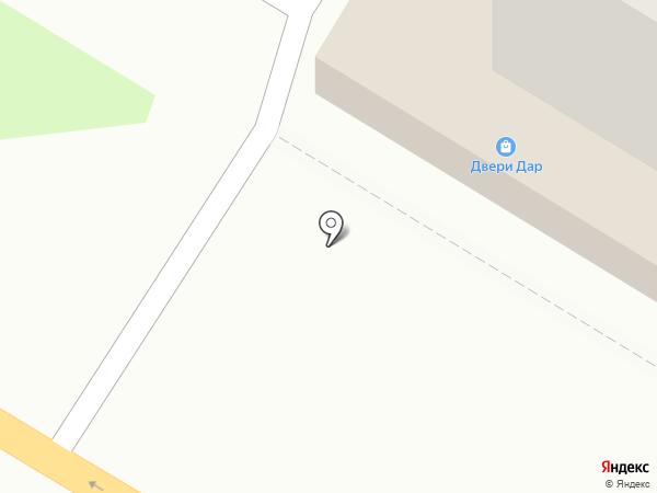Термодар-Пенза на карте Пензы