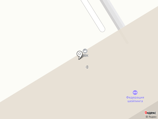 ОМФ на карте Пензы