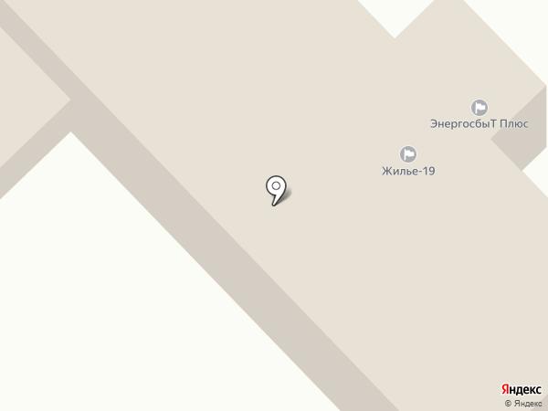 Первомайская на карте Пензы
