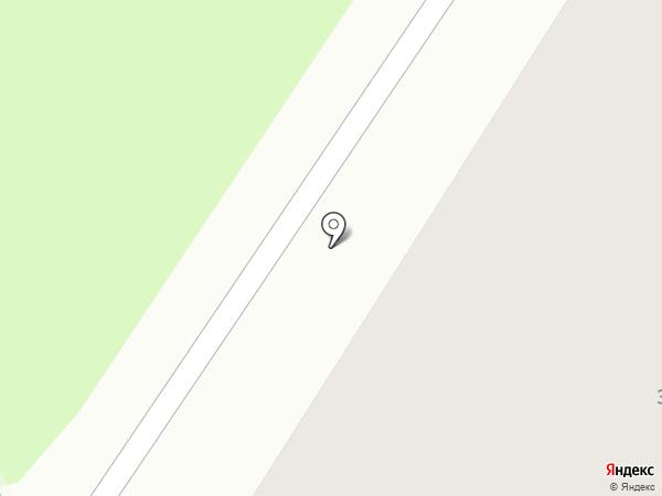 Пятачок на карте Пензы