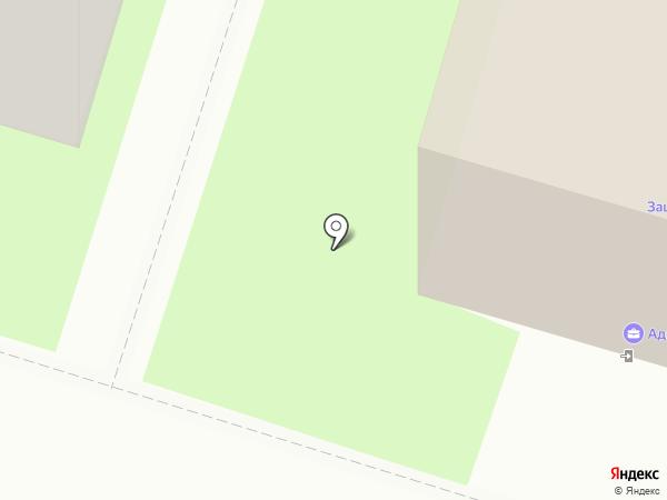 Адвокат Фоменко С.А. на карте Пензы