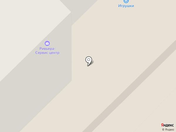 Авторинг на карте Пензы