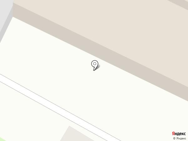 Аквамарин на карте Пензы