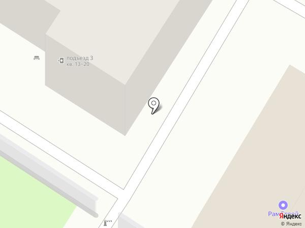 Надежные информационные коммуникации на карте Пензы