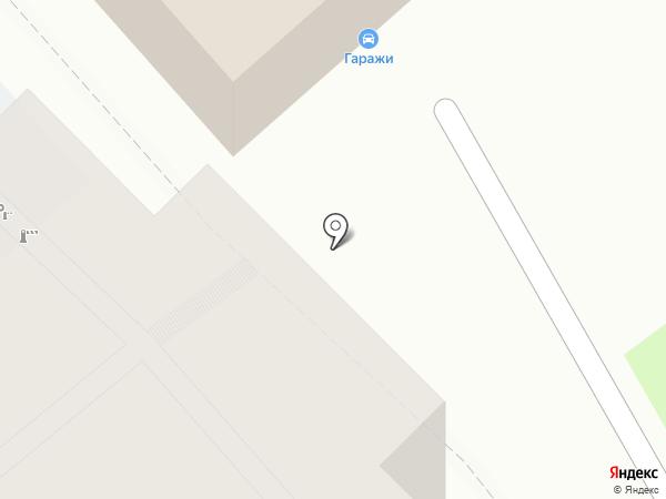 Ледяной дом на карте Пензы
