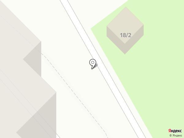 Глобус на карте Пензы
