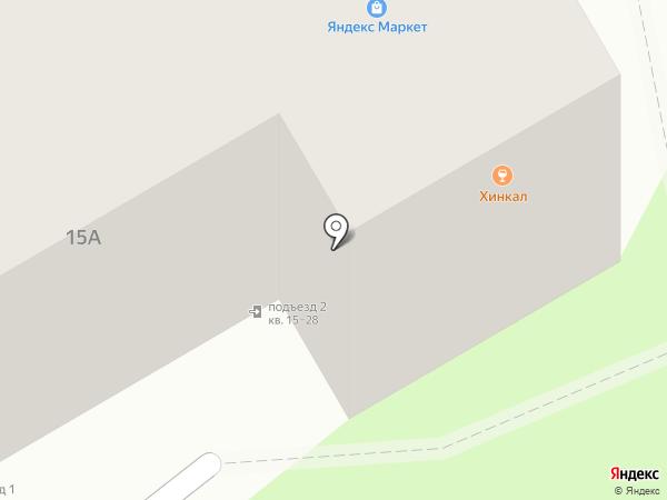 Хинкал на карте Пензы