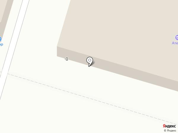 Елена на карте Пензы