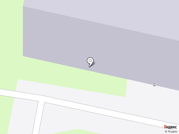 Пензенский колледж информационных и промышленных технологий, ГАПОУ ПО на карте Пензы