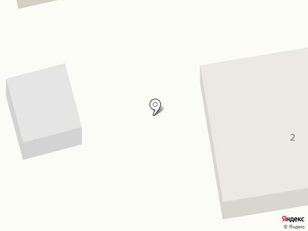 Lada на Западной на карте Пензы